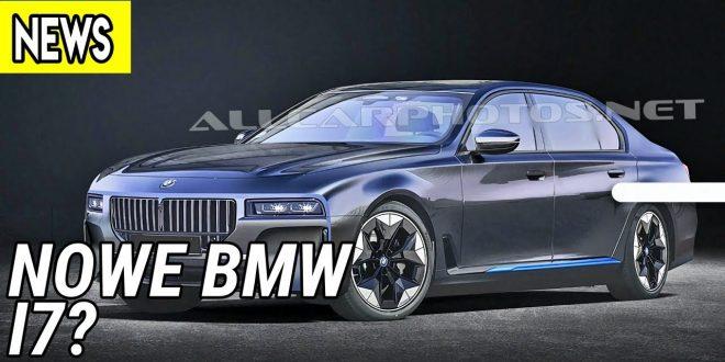 Prawdopodobny wygląd BMW i7, następne Renault Megane, SUV Dacia Lodgy  – #546 NaPoboczu  – [Video]