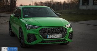 Audi RS Q3 Sportback test PL Pertyn Ględzi  – [Video]