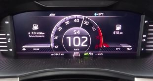 SKODA Kamiq 1.0 TSI (115hp)  0-100km/h Acceleration Test  – [Video]