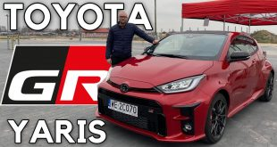Toyota GR Yaris – lepsza od Supry?  – [Video]