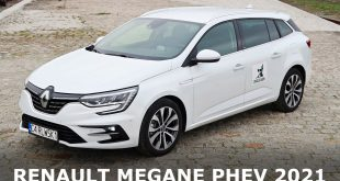 Renault Megane INTENS E-TECH  Plug-in hybrid 160KM  2021 PL TEST Carolewski  – [Video]