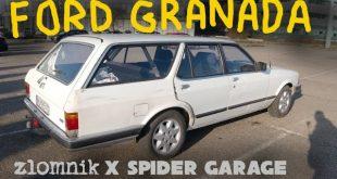 Złomnik: Ford Granada, jeżdżę i opowiadam  – [Video]