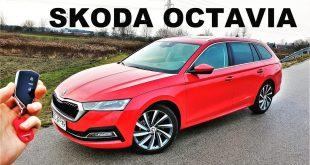 NOWA Skoda Octavia – uważaj co mówisz TEST PL muzyk jeździ  – [Video]