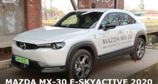 Mazda MX-30 e-SKYACTIVE 145KM 2020 PL TEST Carolewski  – [Video]