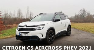 Citroen C5 Aircross PHEV 225KM 2021 PL TEST Carolewski  – [Video]