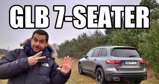 Mercedes-Benz GLB 7-Seater Small SUV (ENG) – Review and Test Drive  – [Video]