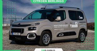 Citroen Berlingo 1.5 BlueHDI 130KM AT8 2021 PL TEST Carolewski  – [Video]