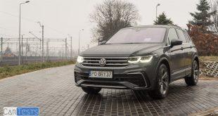 Volkswagen Tiguan 2 0 TDI R Line test PL Pertyn Ględzi  – [Video]
