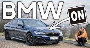 BMW 540d – mam nadzieję, że szybko nie zniknie  – [Video]