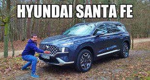 Hyundai Santa Fe Hybrid FWD 2021 – wygląd za milion dolarów (PL) – test i jazda próbna  – [Video]