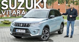 Suzuki Vitara – wybrała miasto i już wiem dlaczego  – [Video]