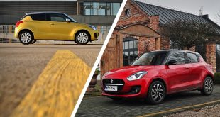 Suzuki Swift 1.2 DualJet SHVS 2021 razy dwa test PL Pertyn Ględzi  – [Video]