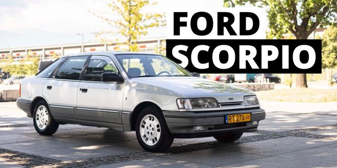Ford Scorpio – 14 lat pod kocem  – [Video]