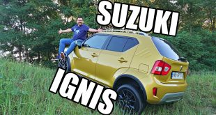 Suzuki Ignis Hybrid 4WD Allgrip 2020 – tańszy Jimny? (PL) – test i jazda próbna  – [Video]