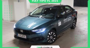 Fiat Tipo FL City Life 1.0 T3 100KM 2021 PL TEST Carolewski  – [Video]