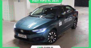 Fiat Tipo FL City Life 1.0 T3 100KM 2021 PL TEST Carolewski  – [Video]