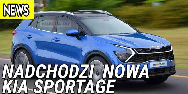 Nowa Kia Sportage, Skoda Kushaq, powrót Suzuki Jimny  – #567 NaPoboczu  – [Video]