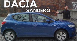 Dacia Sandero – Stworzona pod LPG  – [Video]