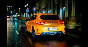 Renault Megane RS FL 2021 pure sound, exhaust, acceleration, Drag Race, launch control Carolewski  – [Video]