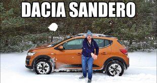 Dacia Sandero Stepway 2021 – tanie Clio? (PL) – test i jazda próbna  – [Video]