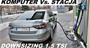 ZIMA spalanie 1.5 TSI – downsizing Skoda Superb Bida Vlog  – [Video]