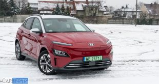 Hyundai Kona Electric 204 2021 test PL Pertyn Ględzi  – [Video]