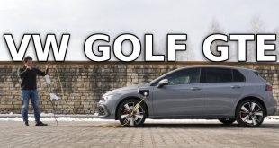 VW Golf GTE – na co komu wtyczka?  – [Video]