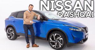 Nissan Qashqai – nowe auto dla fanów Tekkena  – [Video]