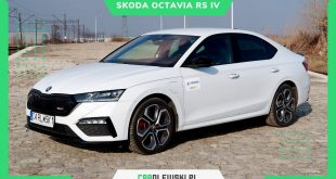 Skoda Octavia RS iV 245KM 2021 PL TEST Carolewski  – [Video]