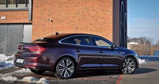 Renault Talisman 2020 Blue dCi 200 EDC Initiale Paris test PL Pertyn Ględzi  – [Video]