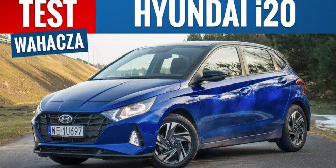 Hyundai i20 2021 – TEST PL (1.2 MPI 84 KM Comfort) Skonfigurowano z rozsądkiem  – [Video]