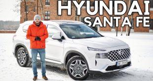 Hyundai Santa Fe – gdzieś już to widziałem i było taniej  – [Video]