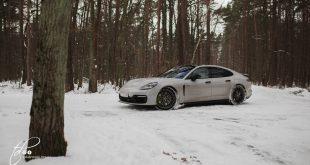 Porsche Panamera 2021 4S e-Hybrid test PL Pertyn Ględzi  – [Video]