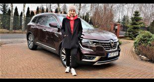 Renault Koleos & EWA Test PL muzyk jeździ  – [Video]