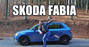 Skoda Fabia 2020 to tańsze Polo (PL) – test i jazda próbna  – [Video]