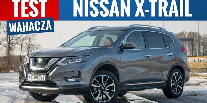 Nissan X-Trail 2021 – TEST PL (1.3 DIG-T 160 KM) Wciąż trzyma formę?  – [Video]