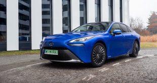 Toyota Mirai Mk3 2021 pierwsza jazda PL Pertyn Ględzi  – [Video]