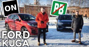 Diesel vs Benzyna – która Kuga lepsza?  – [Video]