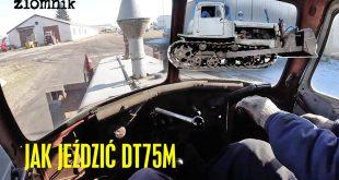 Złomnik: jak jeździć DT75M?  – [Video]