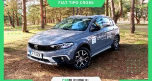 Fiat Tipo FL Cross 1.0 T3 100KM 2021| Podniesiony Bestseller Fiata PL TEST  – [Video]