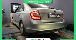 Silnik 1.0 TSI na hamowni. Ile mocy ma seria oraz co da Stage 1? Chip tuning TEST PL  – [Video]