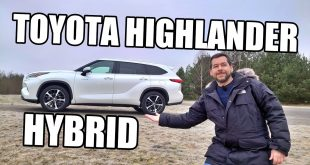 Toyota Highlander 2021 – American Dream? (ENG) – Test Drive and Review  – [Video]