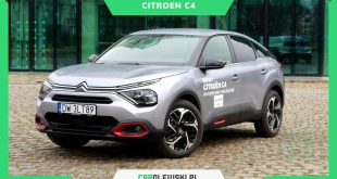 Citroen C4 2021 Shine 1.5 BlueHDi 130 8AT TEST.  Jak latający dywan?  – [Video]
