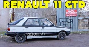 Złomnik: proszę obejrzeć ten film o Renault 11  – [Video]