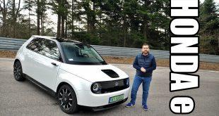 Honda e – stary Civic w nowej budzie? (PL) – test i jazda próbna  – [Video]