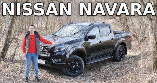 Nissan Navara – Czy chowa asa w rękawie?  – [Video]