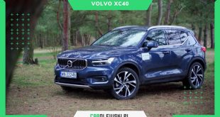 Volvo XC40 Inscription B4 Mild Hybrid 211KM | SUV Premium do miasta? PL TEST  – [Video]