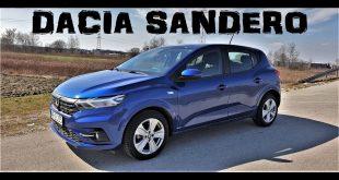 2021 Dacia Sandero – Skoda Fabia killer? TEST PL muzyk jeździ  – [Video]