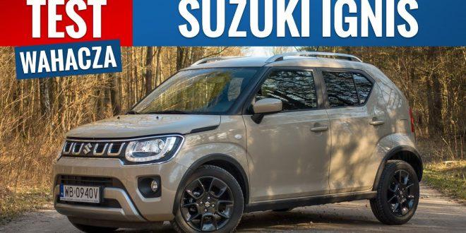 Suzuki Ignis FL 2021 – TEST PL (1.2 Hybrid 83 KM) Oryginalności mu nie brakuje  – [Video]