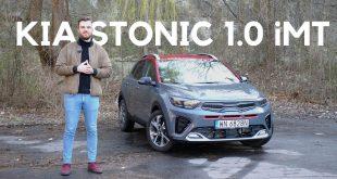 Kia Stonic iMT – z elektromechanicznym sprzęgłem!  – [Video]